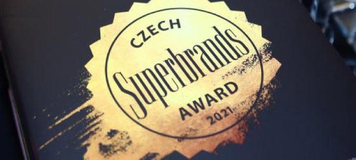 Superbrands Business Award 2021